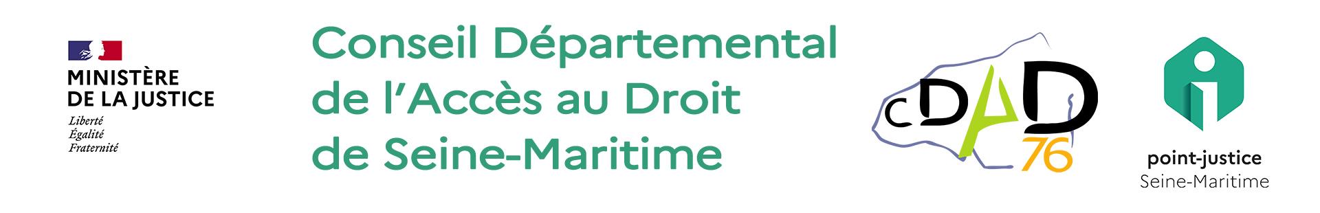 Conseil Départemental de l'Accès au droit de Seine-Maritime